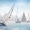August 11 - Another day...another regatta<br /> <br /> Balboa Island<br /> Newport Beach, CA<br /> Beer Can Regatta