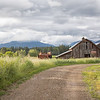 June 10 - Just up the road...<br /> <br /> Porthill, ID