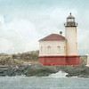 March 31 - I'm thankful for my Light and my Salvation...<br /> <br /> Coquille River Lighthouse<br /> Bandon, OR