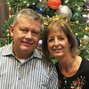 December 25 -And though it's been said many times, many ways; Merry Christmas to you...<br /> Something new for us - Christmas on the road. Merry Christmas from the hotel lobby in Dallas.