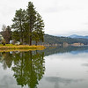 November 15 - Gray and still...<br /> <br /> Fernan Lake<br /> Coeur d'Alene, ID