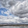 February 27 - Surrounded by clouds...and finally some rain.<br /> <br /> #CY365 - Surround<br /> Lake Mission Viejo