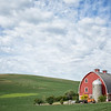 June 13 - So long Palouse.  I'll miss you...but I'll be back.<br /> <br /> #CY365 - Anything Goes<br /> Colfax, WA