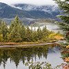 September 25 - Since there are no fall colors in my neck of the woods quite yet, I'm drawing from our weekend trip to Juneau...<br /> <br /> #CY365 - Fall<br /> Mendenhall Valley<br /> Juneau, AK