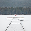 January 9 - Winter at Round Lake...<br /> <br /> #365PictureToday - Fascinating/Winter