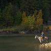 October 20 - Morning light...<br /> <br /> Western Pleasure Guest Ranch<br /> Sandpoint, ID