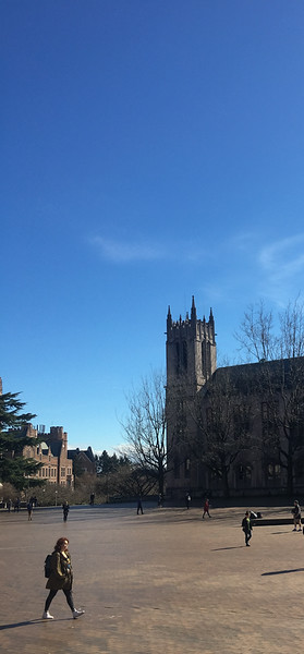 14 Mar: University of Washington