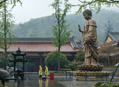 29 Apr: Mt. Lingshan Grand Buddha Scenic Area, Wuxi, China