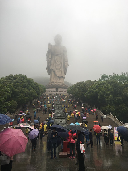 27 Apr: Mt. Lingshan Grand Buddha Scenic Area, Wuxi, China