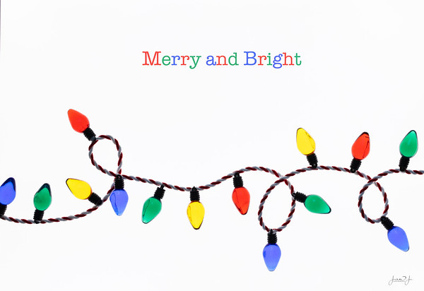 December 3 - May your days be Merry and Bright...