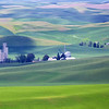 June 9 - The view from Steptoe Butte...