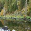 October 8 - A drive along the Clearwater River...