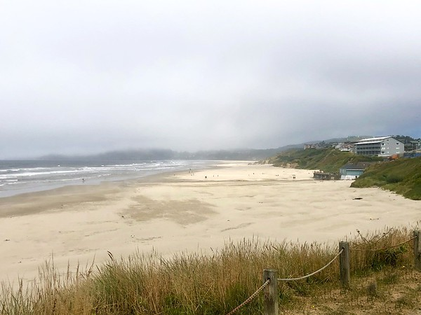 August 4 -  A day spent on the Oregon coast...<br /> <br /> Newport, OR
