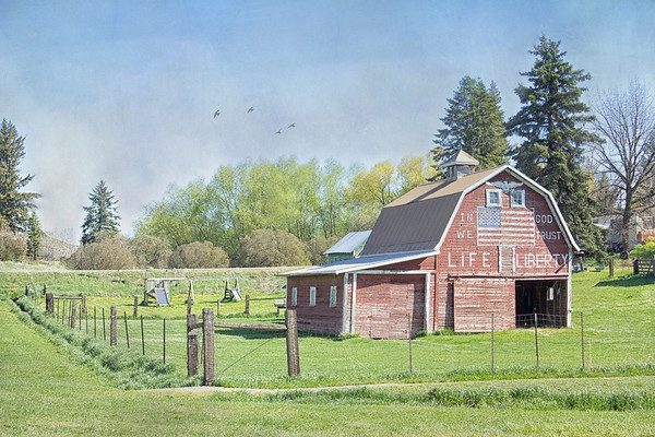 May 2 - The season is just beginning in The Palouse...