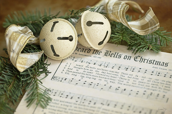 """December 20 - <br /> <br /> And in despair I bowed my head; """"There is no peace on earth,"""" I said. """"For hate is strong, and mocks the song Of Peace on Earth, Good Will to Men.""""<br /> <br /> Then pealed the bells more loud and deep; """"God is not dead, nor does He sleep;  The wrong shall fail, the right prevail, With Peace on Earth, Good Will to Men."""""""