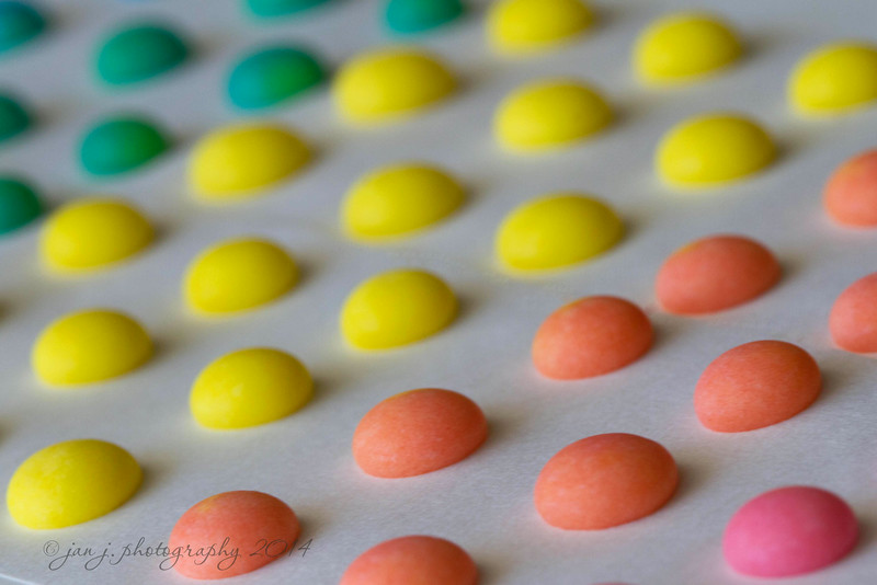 July 21 - Candy Dots!!  Last night we were discussing candy we used to eat as kids...remember these??