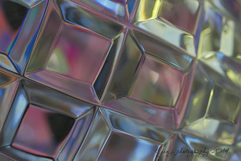 July 22 - Glass Abstract
