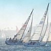 July 15 - Another beautiful evening spent at the Beer Can Regatta. I'm so thankful that my friend told me about this event...I love it!<br /> <br /> #CY365 - Water Sports<br /> Balboa Island<br /> Newport Beach, CA