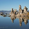 "October 6 - Too bad today's prompt isn't ""Reflections"".  I'm thankful to be spending time with the South County Photo Club at the Mono Lake Tufas.<br /> <br /> Lee Vining, CA"