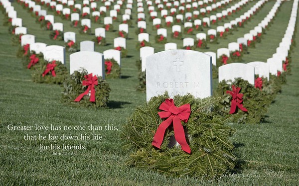December 21 - Let there be Peace on Earth...<br /> I'm thankful for the gift they gave.<br /> <br /> #CY365 - December Vibe<br /> Fort Rosecrans National Cemetery<br /> San Diego, CA