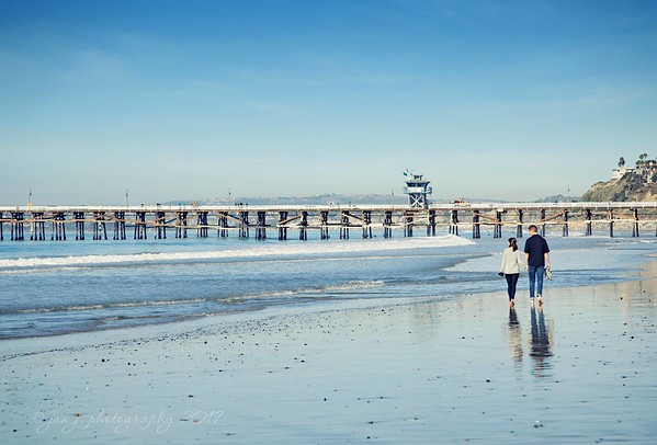 December 29 - Seeing my son happy makes this mama's heart smile...<br /> <br /> #CY365 - Having a Laugh<br /> San Clemente Pier<br /> San Clemente, CA
