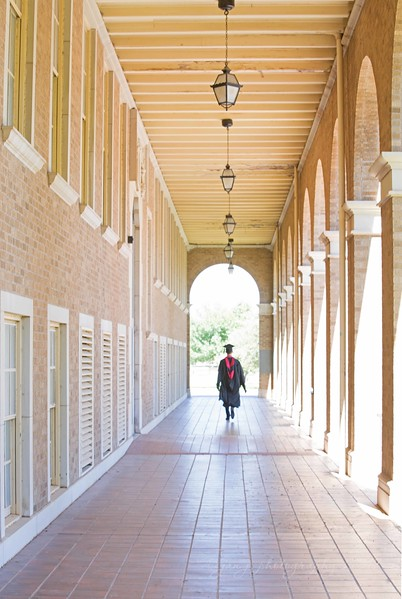 May 20 - Thankful to watch the end of one chapter in Lubbock and the beginning of the next chapter in Dallas...<br /> <br /> #CY365 - Old School<br /> #Focusing on Life - Leading Lines<br /> Texas Tech University<br /> Lubbock, TX