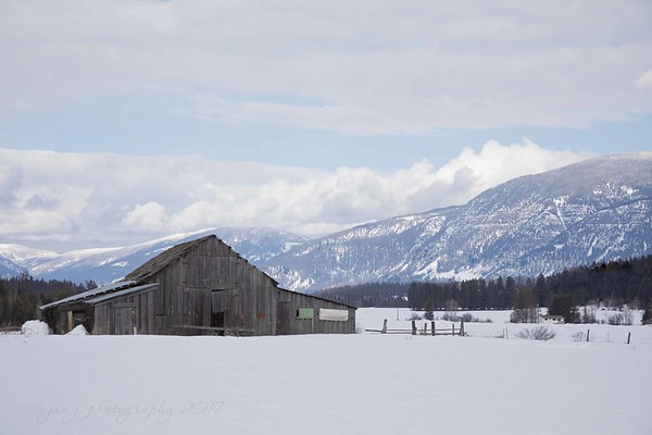 February 24 - I'm thankful for the preservation of history...<br /> <br /> #CY365 - Heritage<br /> Porthill, ID
