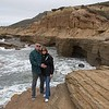 January 3 - I'm thankful for road trips...<br /> <br /> Sunset Cliffs<br /> San Diego, CA