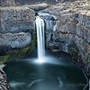 September 16 - There's more to The Palouse than just old barns.  I'm always thankful to witness God's majestic handiwork...<br /> <br /> Palouse Falls State Park<br /> Washington State