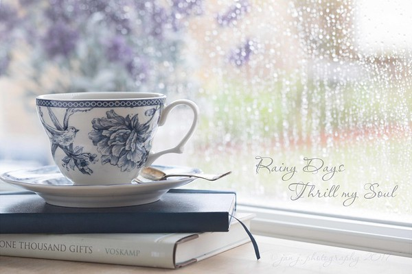 January 12 - I'm so, so thankful for the rain falling today...<br /> <br /> <br /> #CY365 - Bokeh