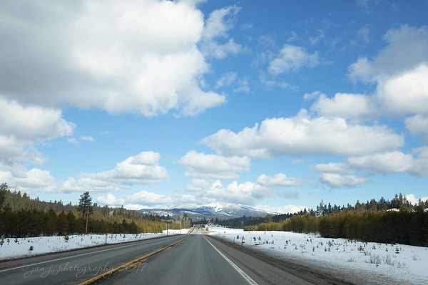February 23 - I'm thankful for safe travels and beautiful skies...<br /> <br /> #CY365 - Outdoors<br /> Sandpoint, ID