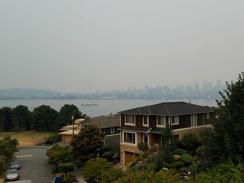 Smoke Filled Seattle