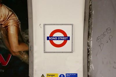Day 238 - Street. Bond Street.
