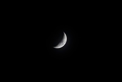 Day 21 - Waxing Crescent