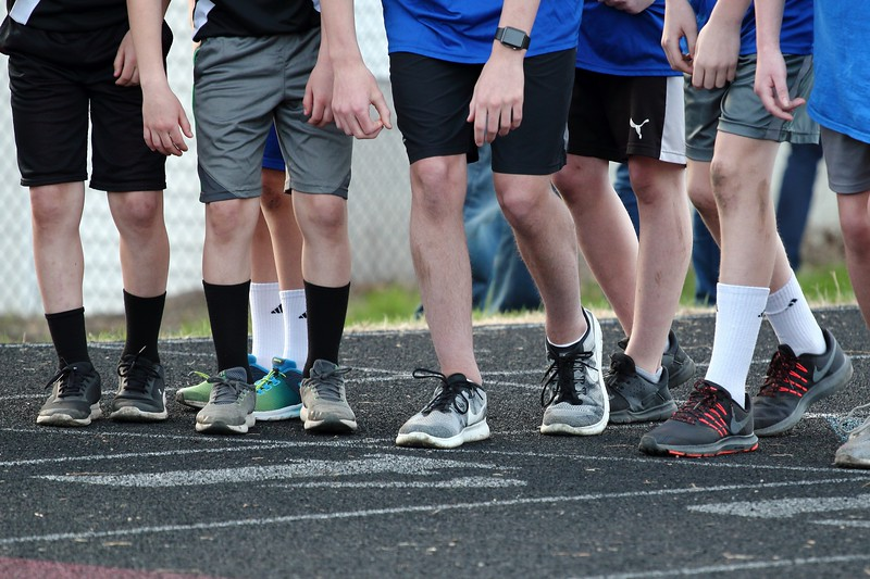 Day 124 - Toe the Line