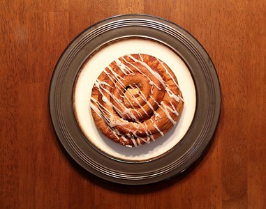 Day 2 - Cinnamon Roll