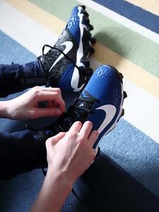 Day 128 - New Kicks