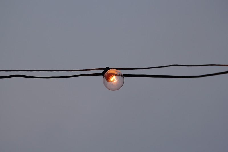 Day 394 - Light Bulb Moment