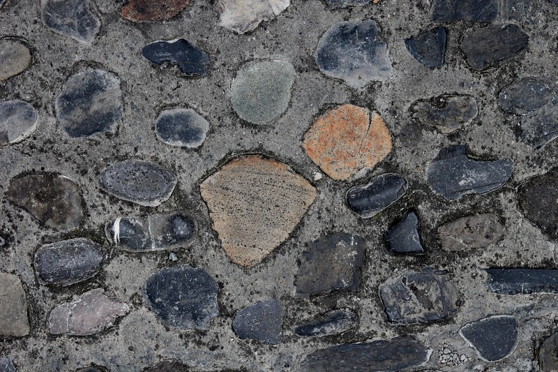Day 244 - Skim the Surface (Cobblestone)