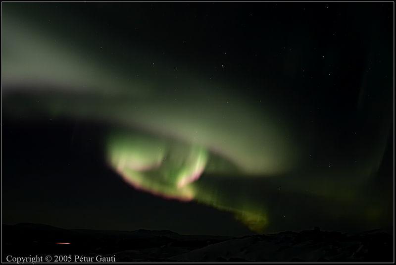 01. Dec. The Majestic Aurora Borealis