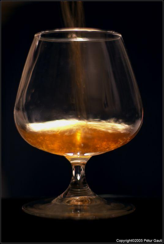 January 28th. Auchentoshan triple distilled three wood scottish lowland whisky. Love it.