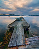 Saturna Island Dock