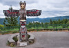 Malahat Mountain Totum Pole