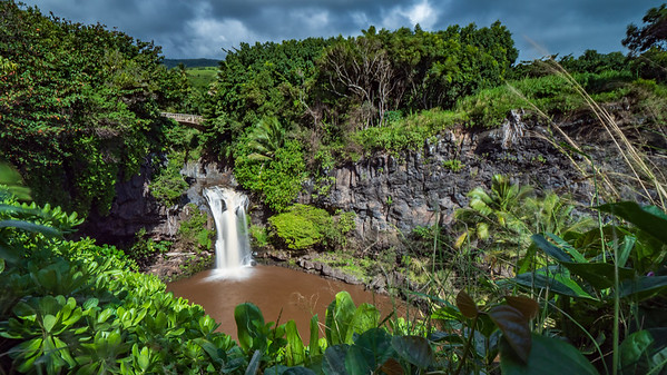 Seven Pools of Ohe'o