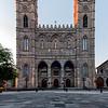 Notre-Dame Basilica fleur-de-lis