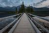 Pyramid Lake Bridge View