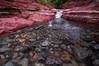 Red Rock Canyon Mini Falls