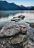 Chilliwack Lake Gritty Rocks