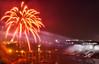 Niagara Falls Fireworks
