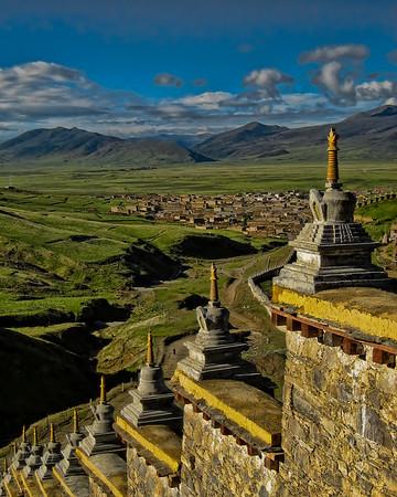 At the Edge of China